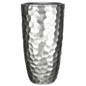 Напольный горшок для цветов Idealist Lite Мозаик, бронзовый, Д41.5 В77 см, 104 л