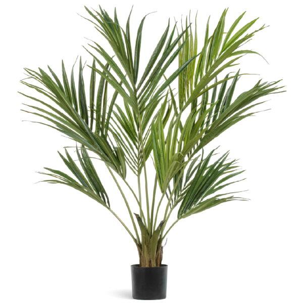 Искусственное растение Пальма Кентия (Ховея) де Люкс, высота 140 см