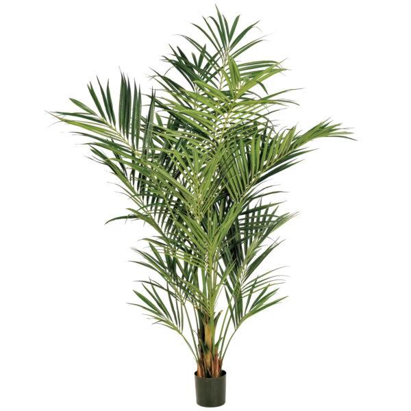 Искусственное растение Пальма Кентия (Ховея) де Люкс, высота 225 см