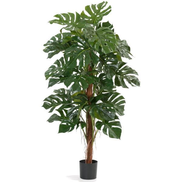 Искусственное растение Монстера, высота 150 см